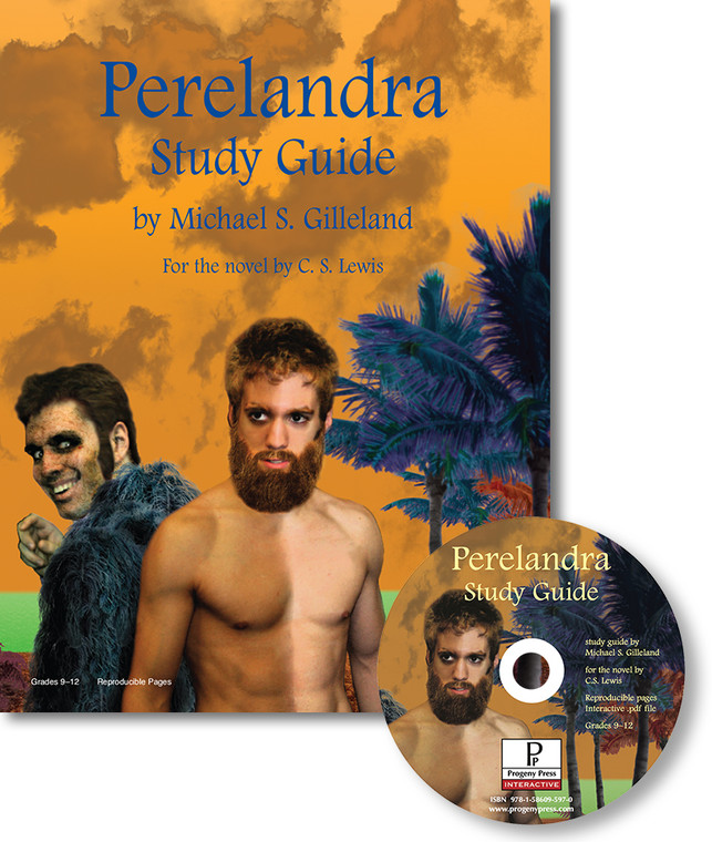 Perelandra by C. S. Lewis, unit study guide lesson plans for literature and reading from a Christian worldview with Biblical integration. Teacher resource curriculum, hands on ideas, projects, worksheets, comprehension questions, and activities.