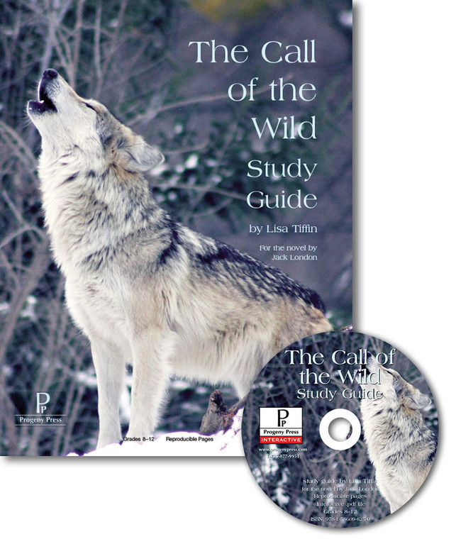Call of the Wild Study Guide unit study guide lesson plans for literature and reading from a Christian worldview with Biblical integration. Teacher resource curriculum, hands on ideas, projects, worksheets, comprehension questions, and activities.