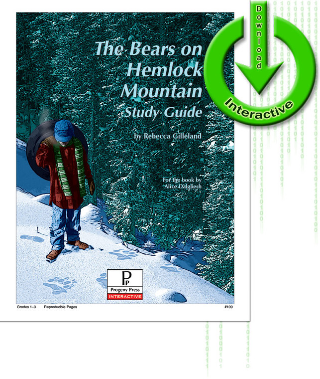 The Bears on Hemlock Mountain unit study guide for literature, from a Christian perspective