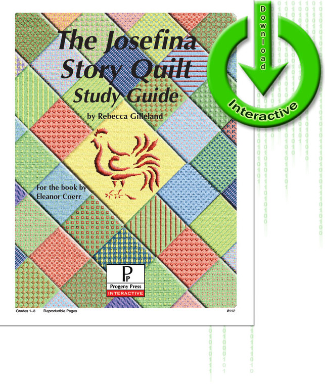 The Josefina Story Quilt unit study guide for literature, from a Christian Perspective