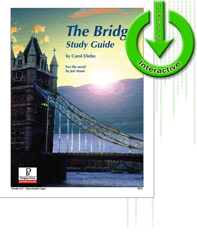 The Bridge unit study guide for literature, from a Christian perspective