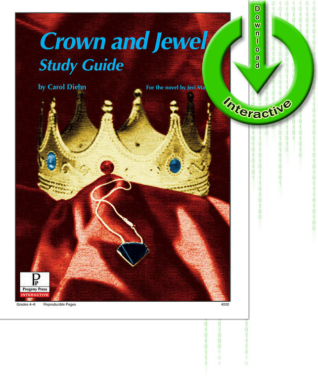 Crown and Jewel unit study guide for literature, from a christian perspective