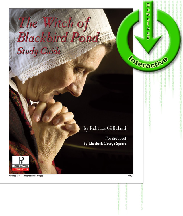 The Witch of Blackbird Pond unit study guide for literature, from a Christian perspective