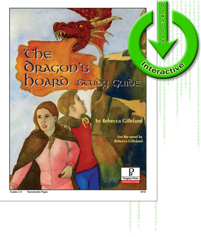 The Hall of Doors: The Dragon's Hoard unit study guide for literature, from a Christian perspective