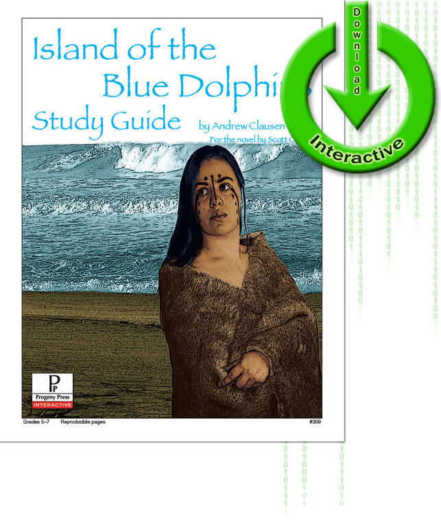 Island of the Blue Dolphins unit study guide for literature, from a Christian perspective