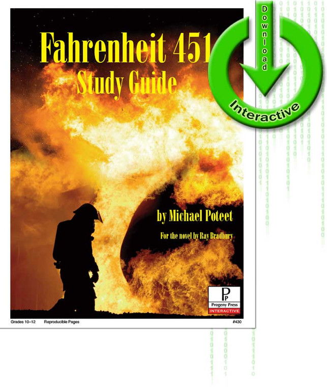 Fahrenheit 451 unit study guide for literature, from a Christian perspective!