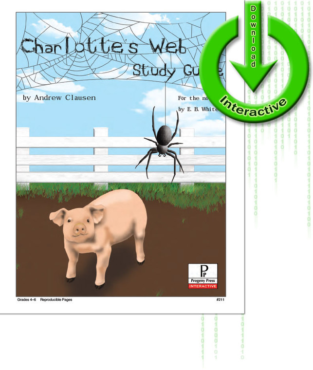 Charlotte's Web unit study guide for literature, from a Christian perspective