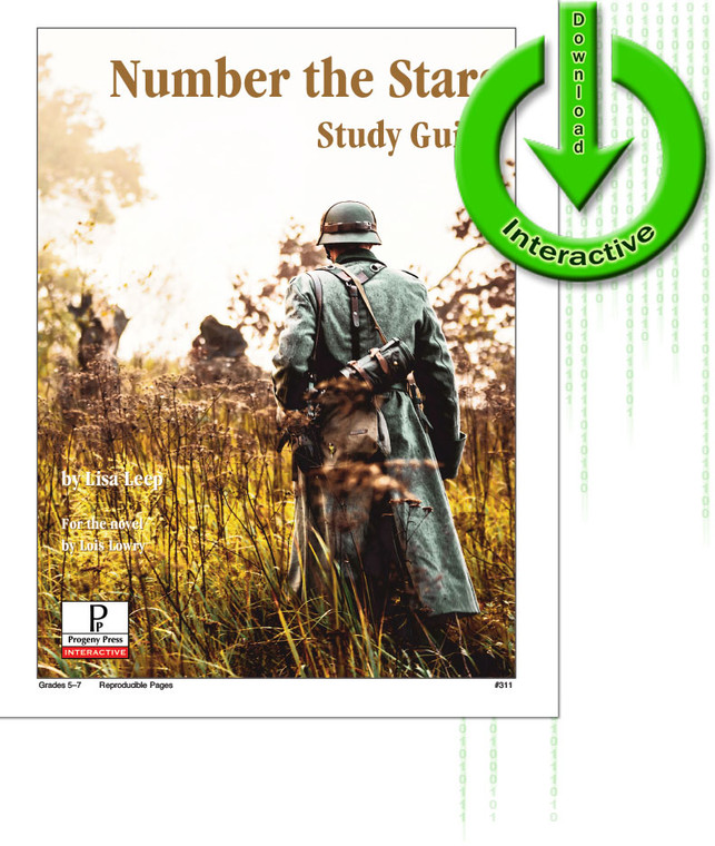 Number the Stars unit study guide for literature, from a christian perspective