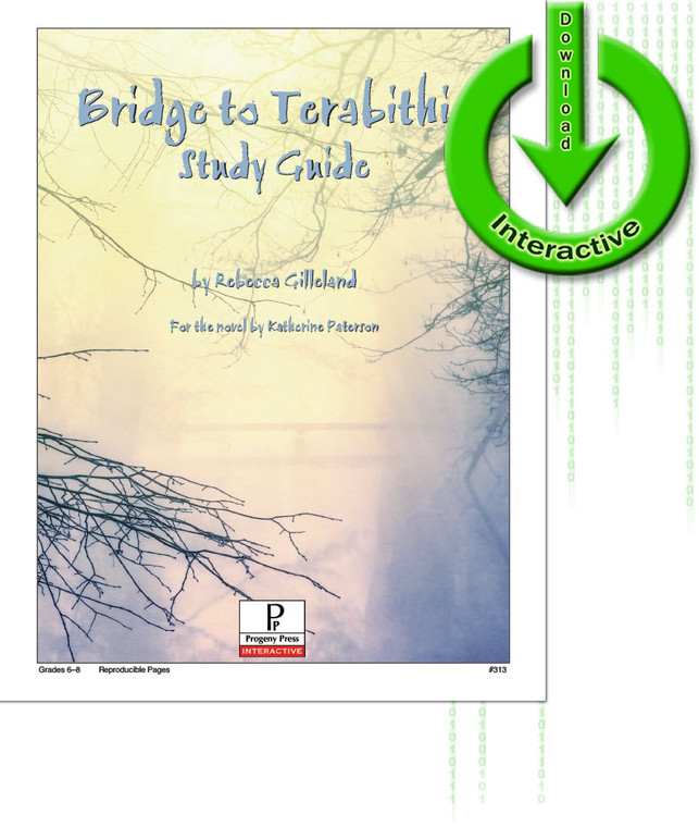 Bridge to Terabithia unit study guide for literature from a Christian perspective