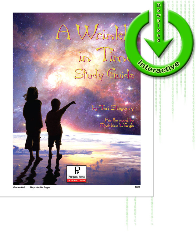 A Wrinkle in Time unit study guide for literature, from a Christian perspective