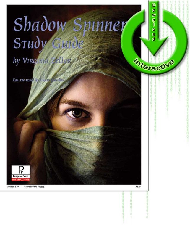 Shadow Spinner unit study guide for literature, from a Christian perspective