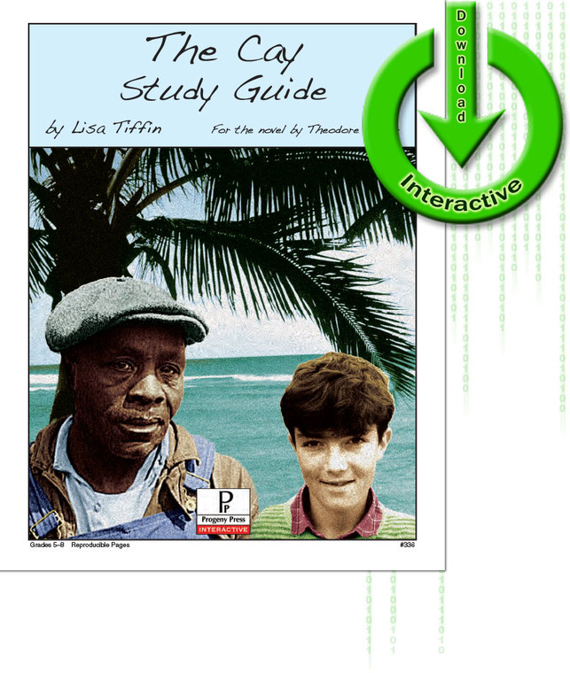 The Cay unit study guide for literature, from a Christian perspective