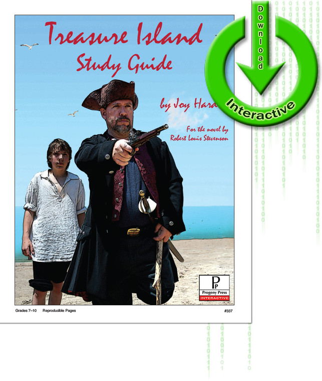 Treasure Island unit study guide for literature, from a Christian perspective