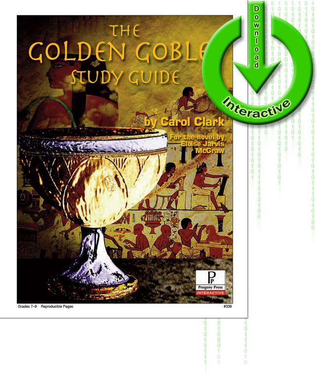 The Golden Goblet unit study guide for literature, from a Christian perspective