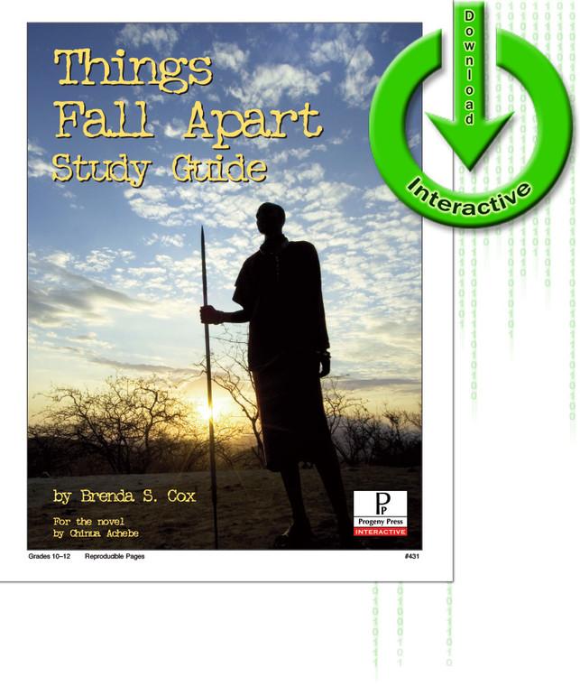 Things Fall Apart unit study guide for literature, from a Christian perspective
