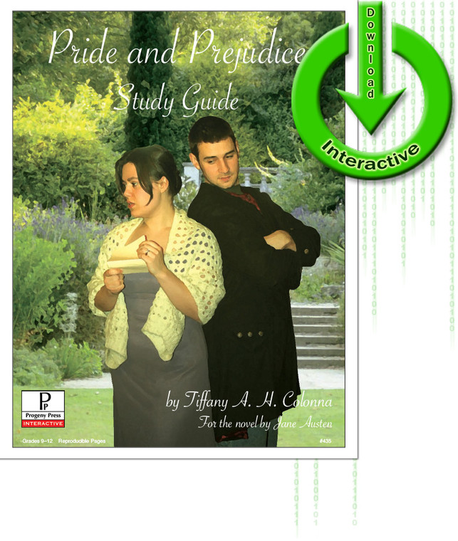 Pride and Prejudice unit study guide for literature, from a Christian perspective