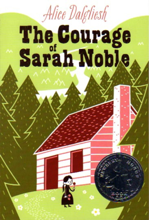 The Courage of Sarah Noble story book novel, Simon and Schuster, Aladdin