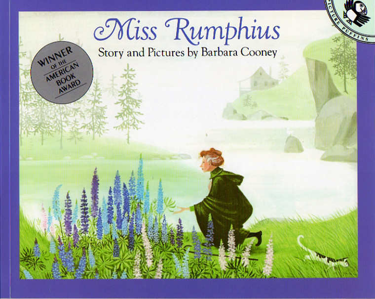 Miss Rumphius story book