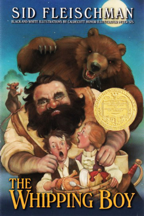 The Whipping Boy story book