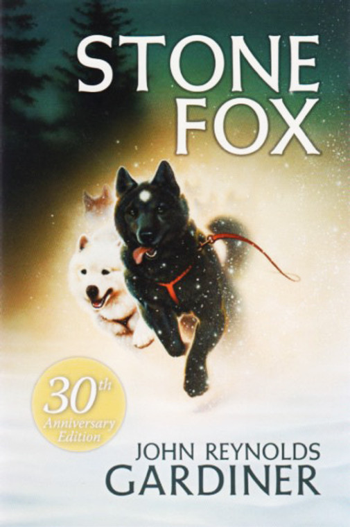 Stone Fox story book