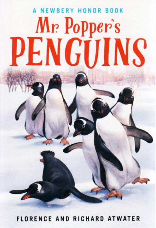 Mr. Popper's Penguins story book