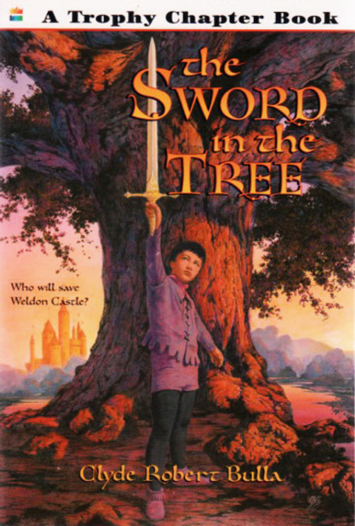 The Sword in the Tree story book