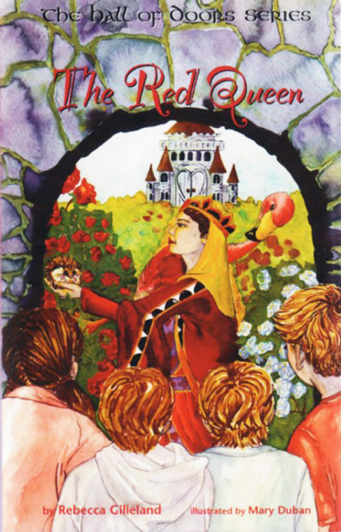 The Hall of Doors: The Red Queen story book