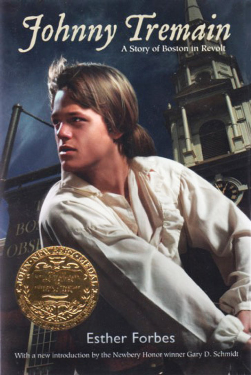 Johnny Tremain story book novel