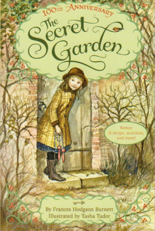 The Secret Garden story book novel