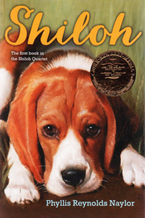 Shiloh story book novel