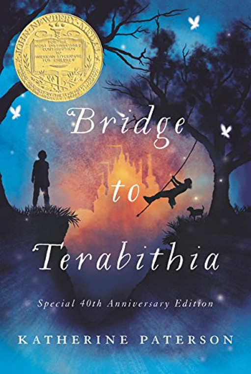 Bridge to Terabithia story book novel