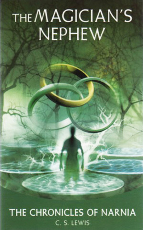 The Magician's Nephew story book novel