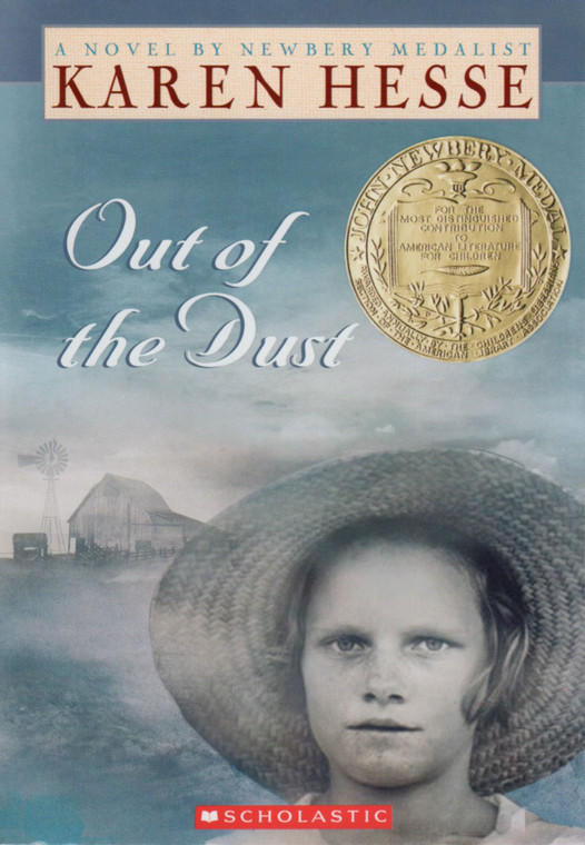 Out of the Dust story book novel