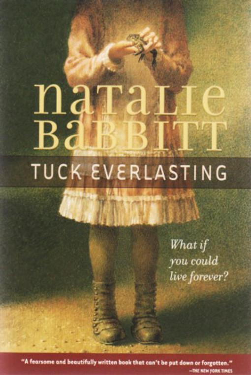 Tuck Everlasting literature story book novel