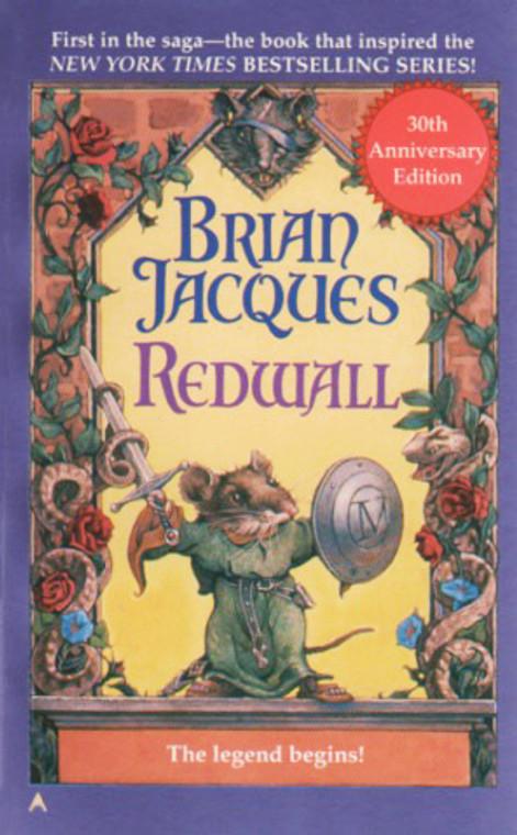 Redwall story book novel