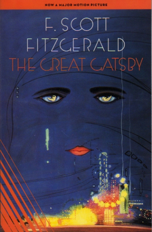The Great Gatsby by F. Scott Fitzgerald book novel Simon and Schuster