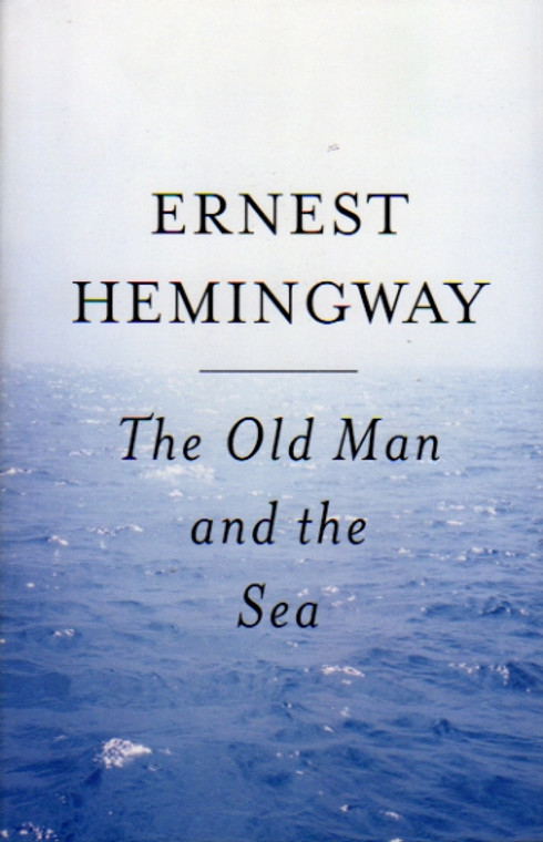 The Old Man and the Sea  book novel, Simon and Schuster