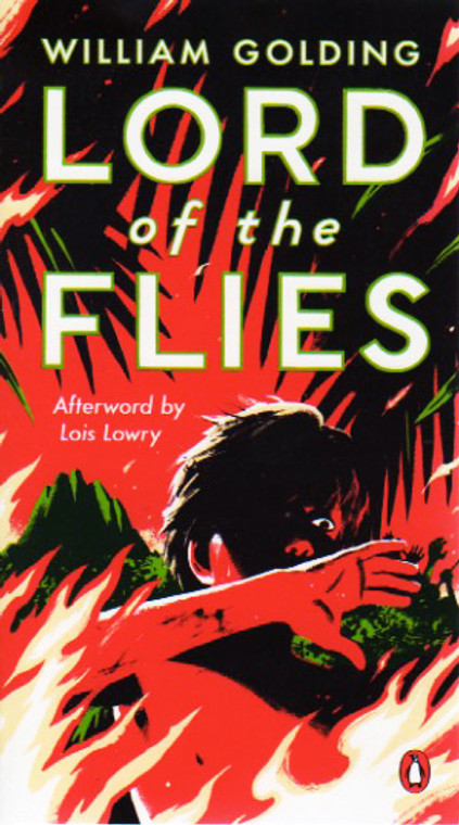 Lord of the Flies story book novel
