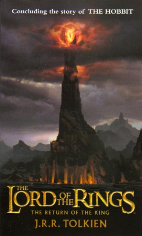 The Lord of the Rings: The Return of the King book novel, Del Rey