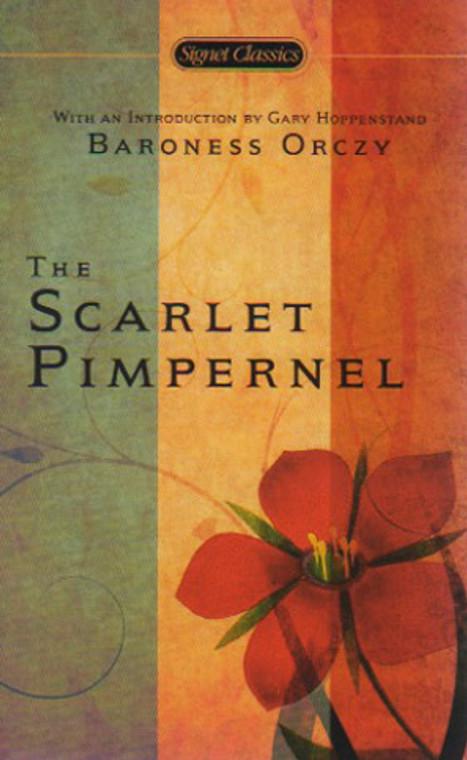 The Scarlet Pimpernel story book novel