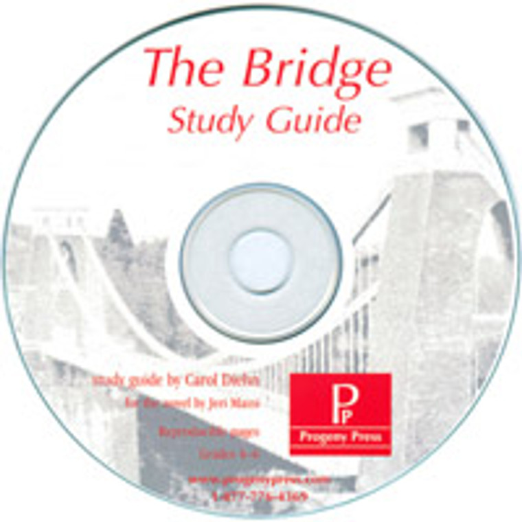 The Bridge Progeny Press unit study guide lesson plans for literature and reading from a Christian perspective