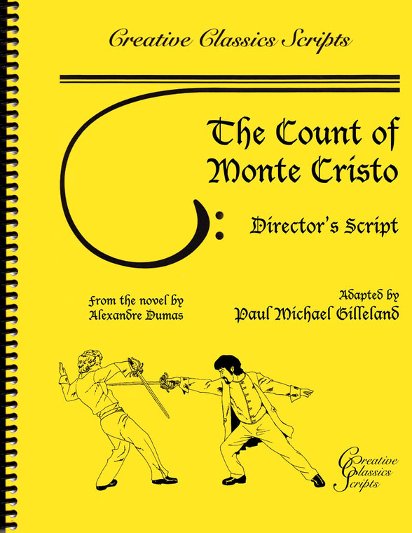 The Count of Monte Cristo - Theatrical Script