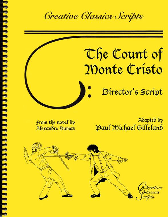 The Count of Monte Cristo - Theatrical Script