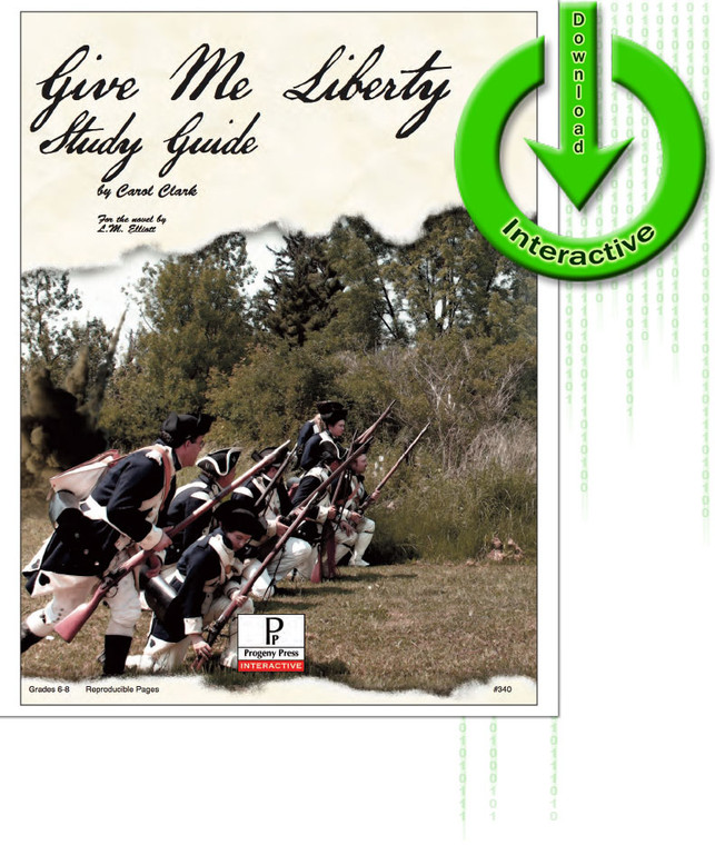 Give Me Liberty unit study E - Guide for literature, from a Christian perspective