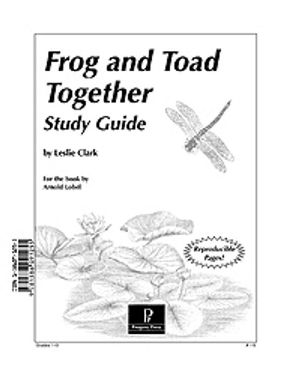 Frog and Toad Together  -  *OLD FORMAT OR DAMAGED*