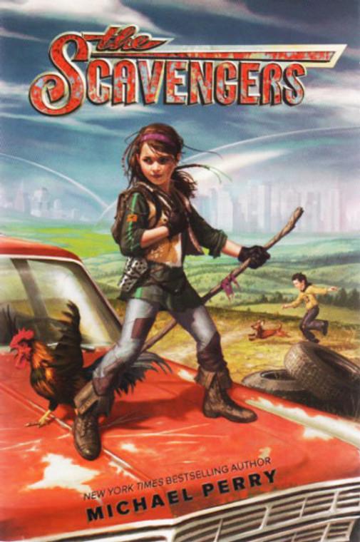 The Scavengers book novel