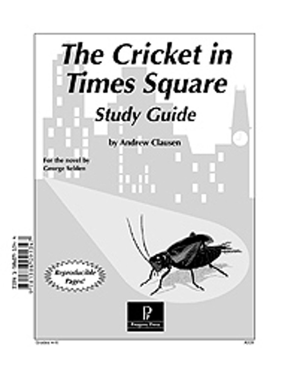 Cricket in Times Square *OLD FORMAT or DAMAGED*