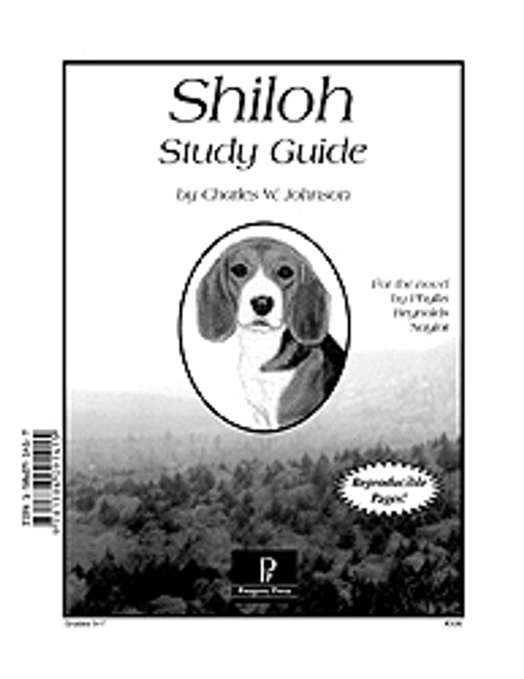 Shiloh old-format unit study guide lesson plans for english and writing, from a Christian worldview.