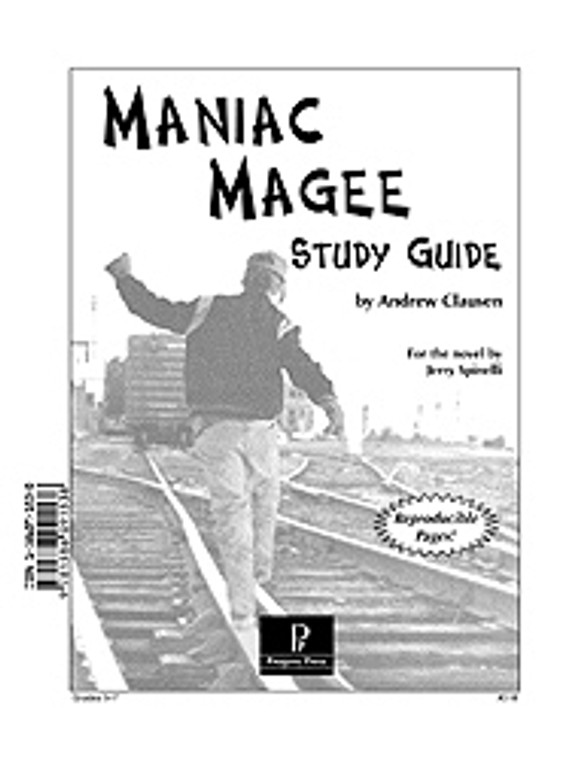 Maniac Magee *OLD FORMAT or DAMAGED*