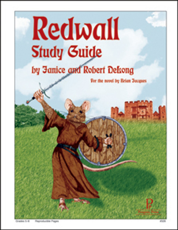Redwall Progeny Press unit study guide lesson plans for literature and reading from a Christian worldview with Biblical integration